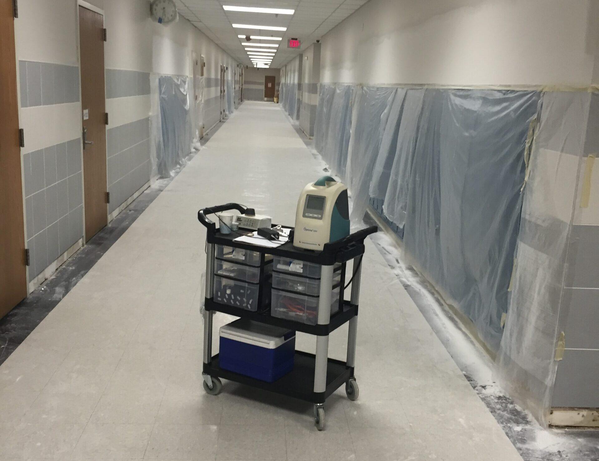 Hallway Sampling
